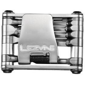 Lezyne SV-10 Multitool, silver